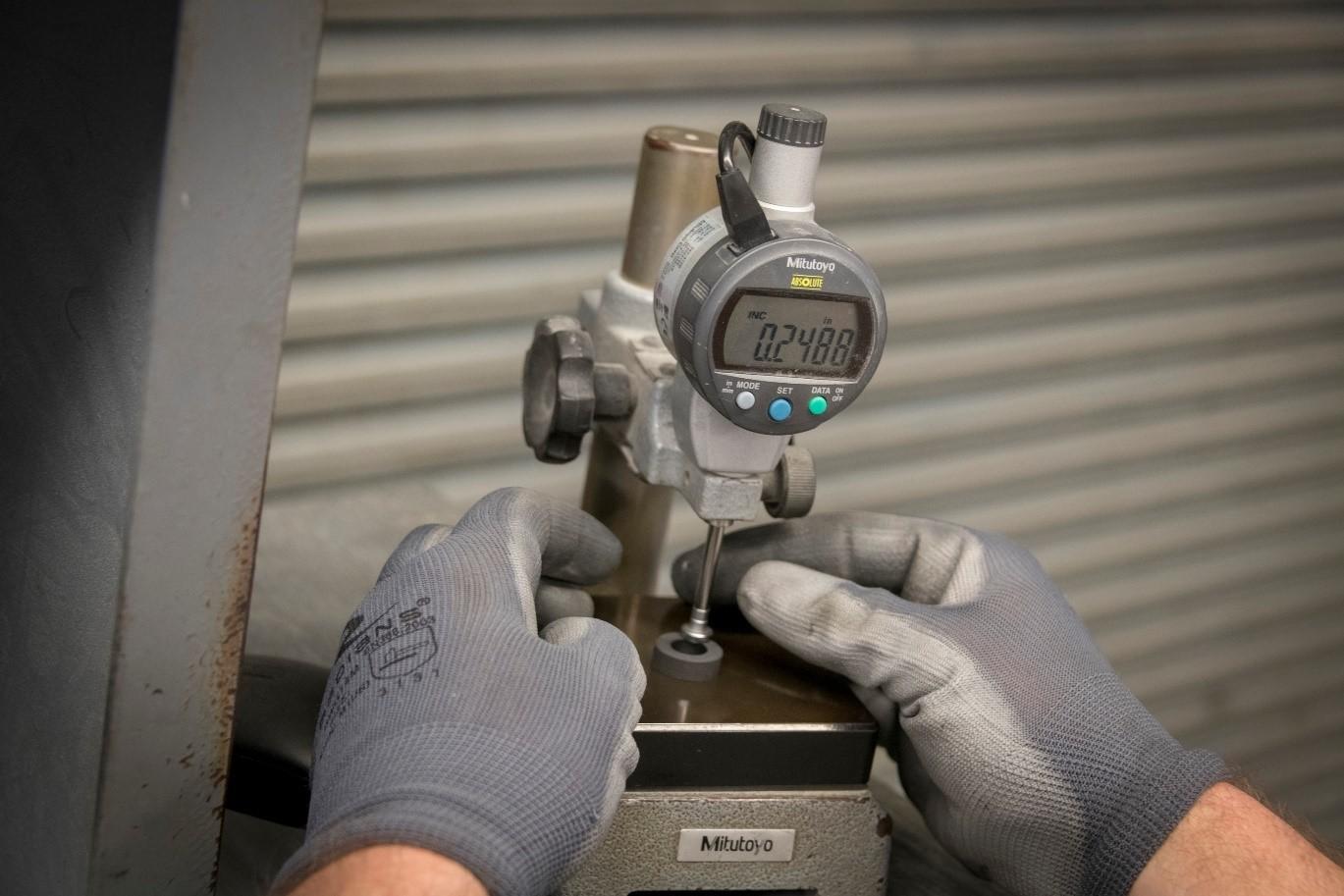 gasket testing