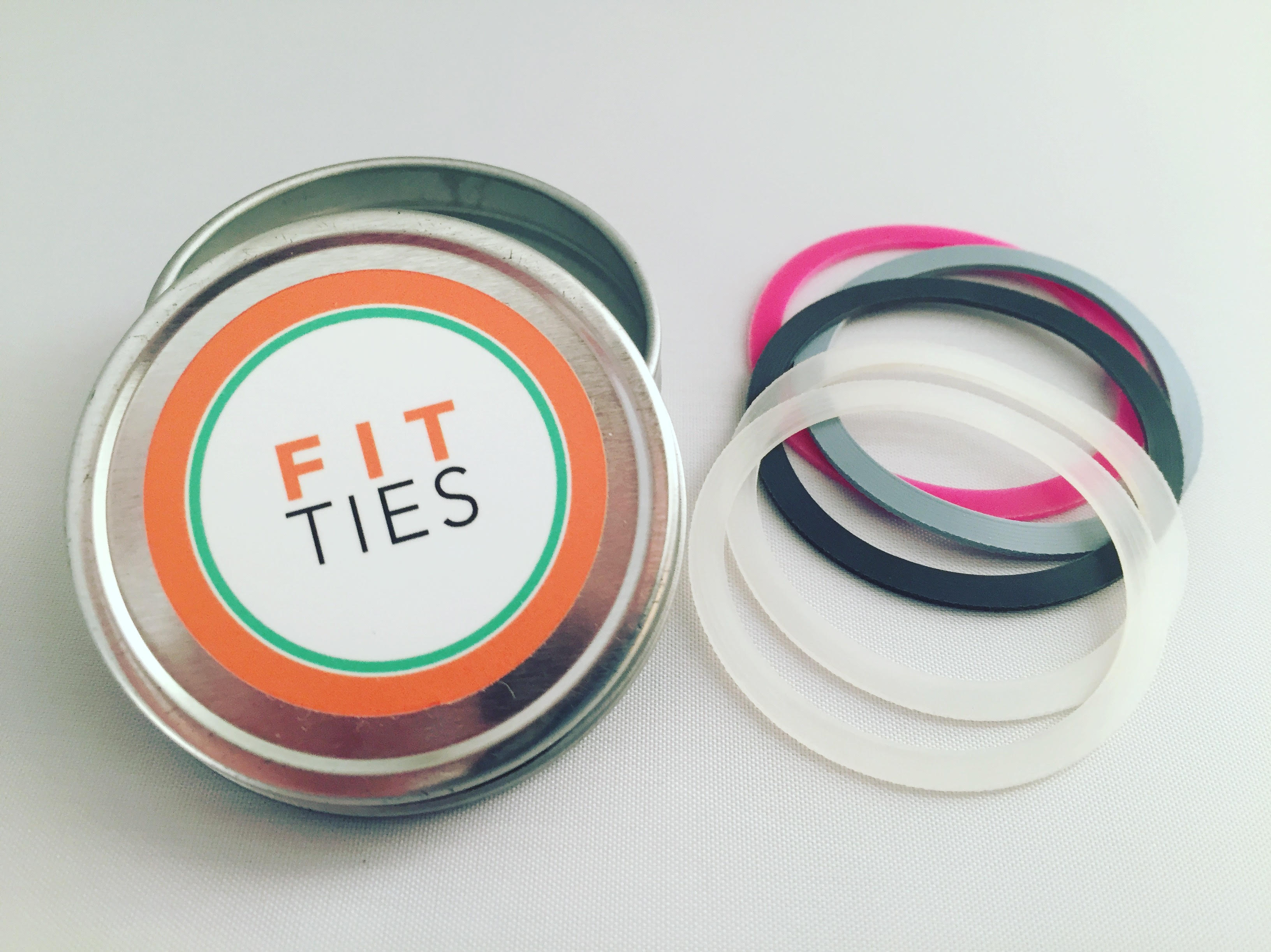 FIT TIES with Tin